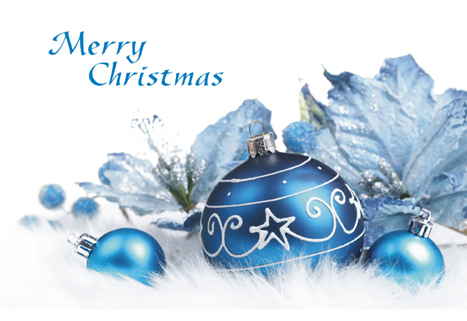Printanet design templates blue white baubles flashek Image collections